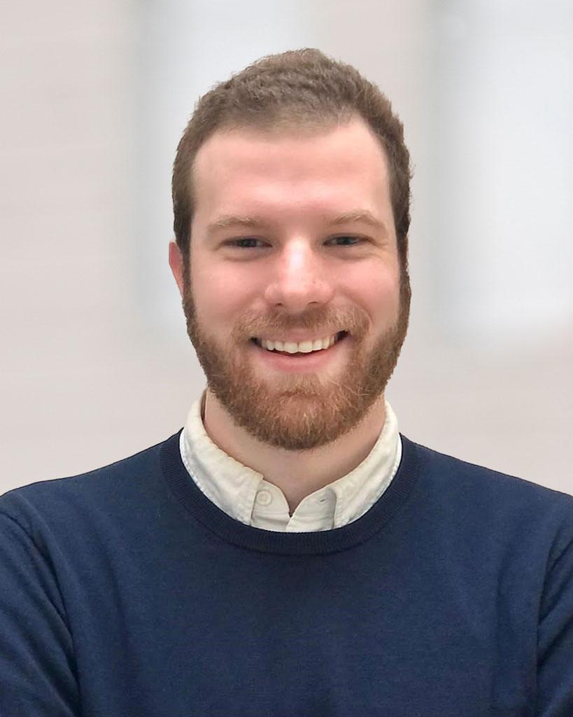 Portrait of Alex Coccia