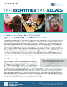 Our Identities, Ourselves Guide For System Administrators Final